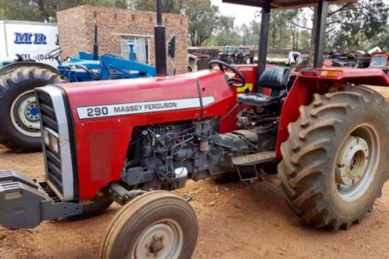 Used Massey Ferguson 290 Xtra Tractors