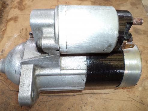 Nissan Almera starter motor