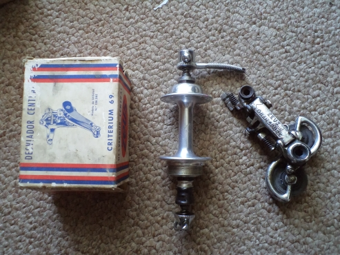 collectors Zeus bicycle  parts