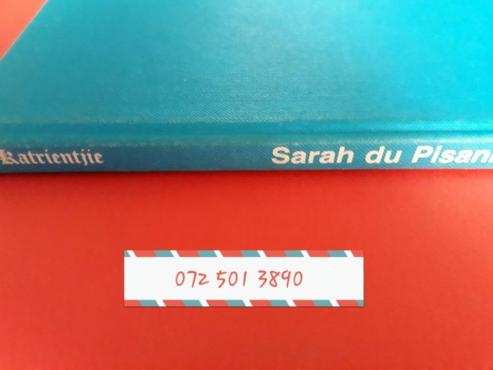 Katrientjie - Sarah Du Pisanie.