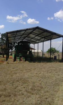 STEEL STRUCTURES – FREE DELIVERY AND ASSEMBLY.(T&C Apply)