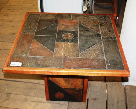 Slate Tile Table S02