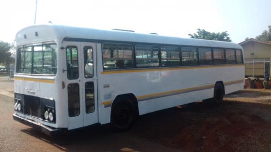 Ford Busaf Diesel 170 Bus 65 seater Neat