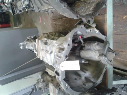 Toyota D4D Gearbox