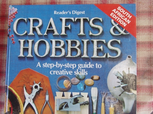 Crafts & Hobbies - SA Edition - Hard Cover in excellent condition