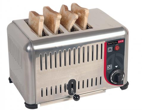 Avenia 4 slice toaster new