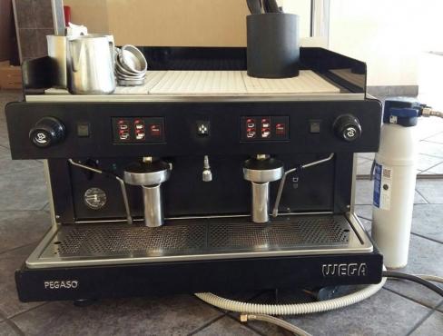 WEGA Pegaso Espresso machine