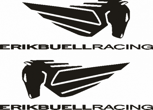 Erik Buell Racing decals stickers graphics kits