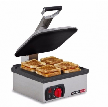 Anvil toaster with non stick coating