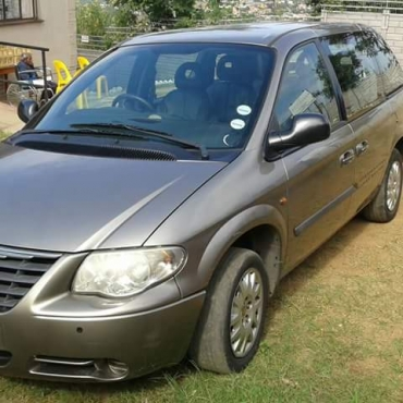 Chrysler Voyager 7seater