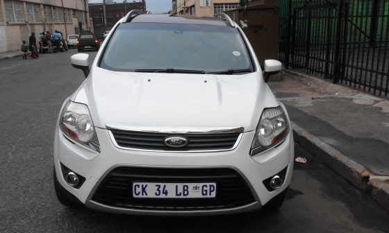 Ford Kuga    Doors Dsg Colour White Factory A C Mp