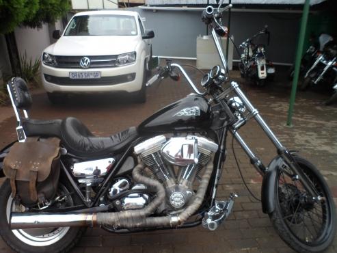 1991 Harley Davidson FXR SP | Junk Mail