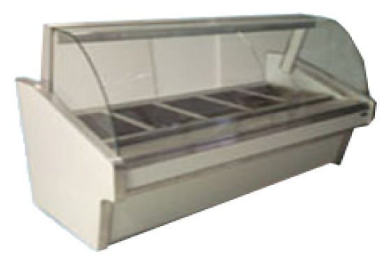 Deli Fridges/Bain Maries - CGBM6