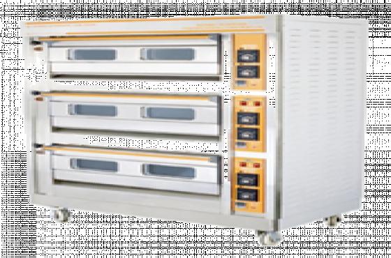 Baking oven QL-6