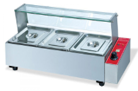 Deli Fridges/Bain Maries - LR-BM-4