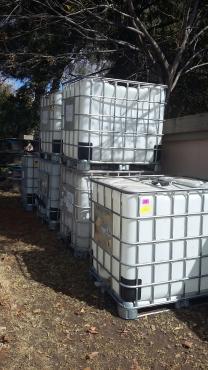 1000l Plastic Flowbins R950
