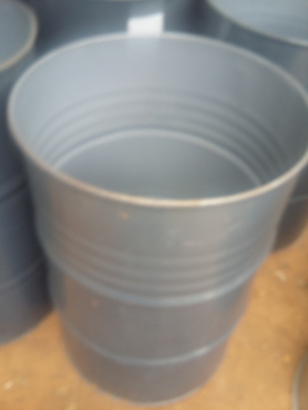 210l Open Top Steel Drums with steel clip on lids Special R100 each