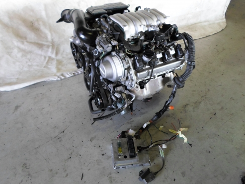 4 0 Lexus V8 Engine And Box For Sale Junk Mail