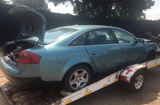 Audi A6 2.4 Stripping for spares