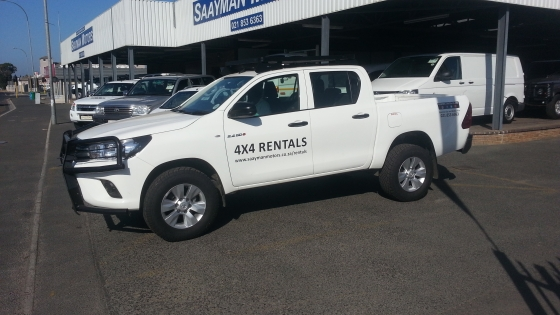 Unlimited Km Car Hire Cape Town