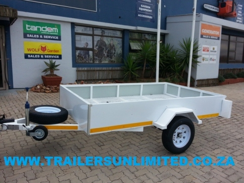 TRAILERS UNLIMITED C