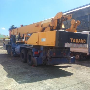 Tadano Crane 36T