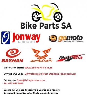 Chinese bike cdi and recifiers R250