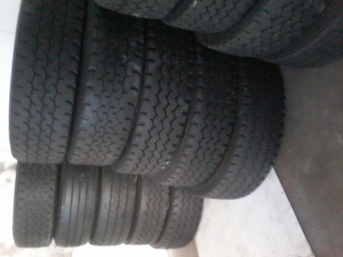 Special on truck & trailer tyres