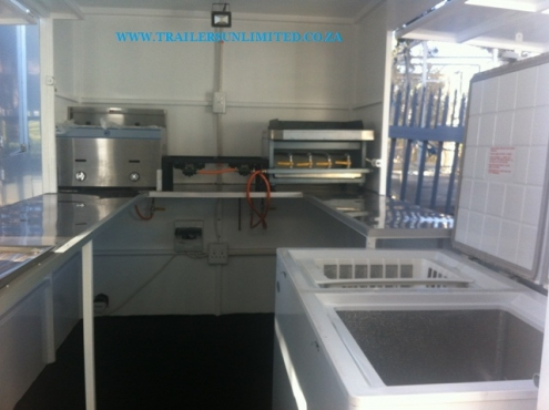 MOBILE CATERING TRAILERS.