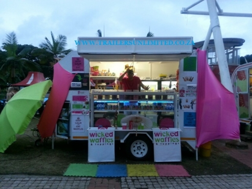 MOBILE CATERING TRAI