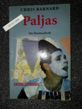 Paljas - Chris Barnard - Skooluitgawe.