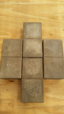 Concrete Paving stones - cobble, bevel, interlock and more