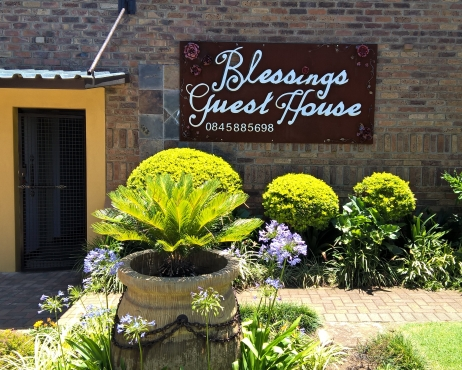 Guest House - Upmarket area Newcastle - KZN