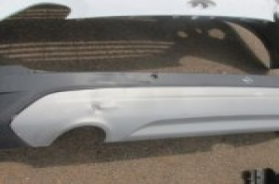 2014 Ford Kuga Rear Bumper Silver For Sale