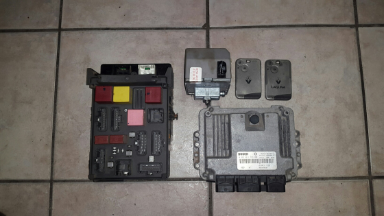 1996 honda civic fuse box cover renault laguna 1.9 dci – keys set – ecu, uch, st. look ...