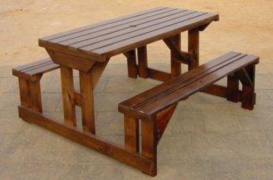 Wooden Picnic Benches For Sale Junk Mail