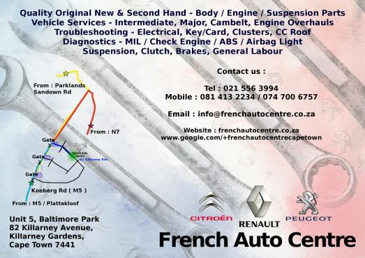 Renault laguna dci keys set ecu uch st look