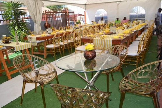 Limpopo Wedding Decor Junk Mail