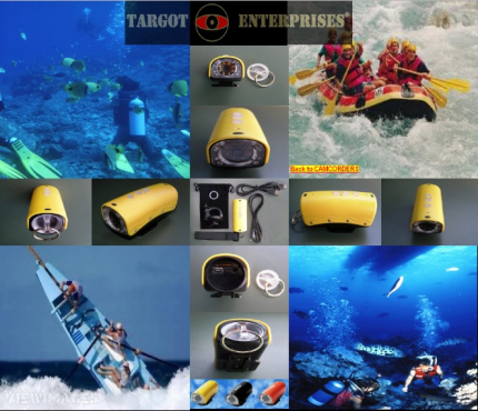 Waterproof HD Action camera at cost