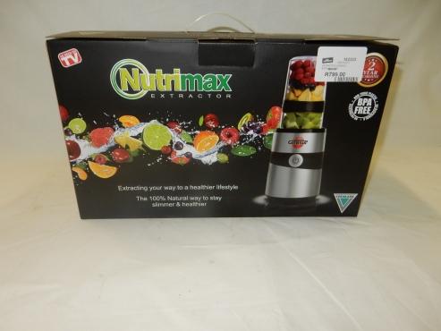 Nutrimax Extractor