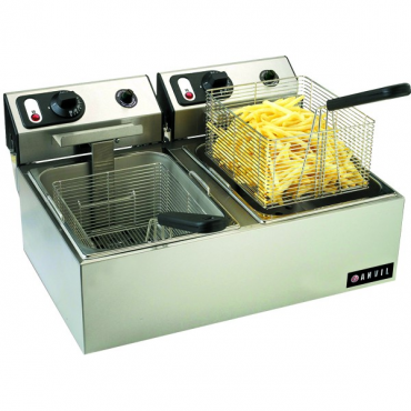 FISH FRYER - ELECTRIC
