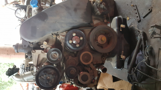 Toyota Hilux 3 0 D4d 1kd Engine And Wiring For Sale