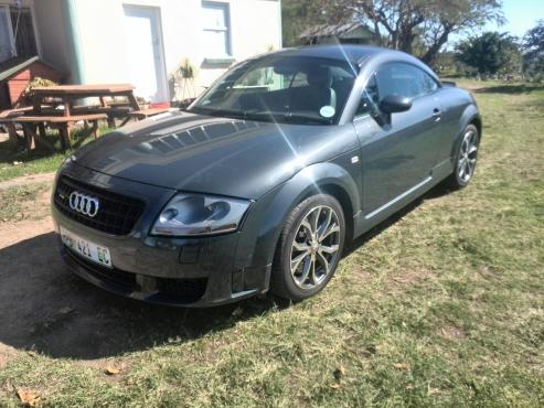 Audi TT Coupe V DSG Dolomite Grey Junk Mail - Audi tt coupe