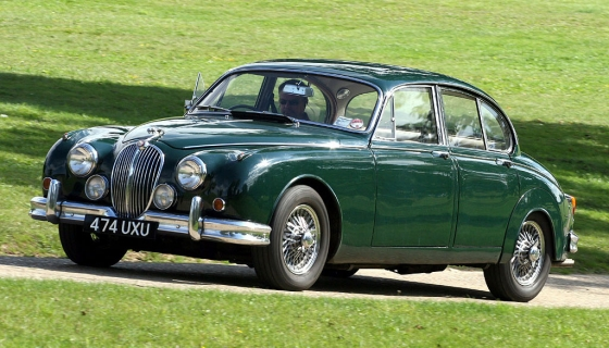 Auto Car Inside Story - Jaguar 3.4 and 3.8 MK.2 – Brochure