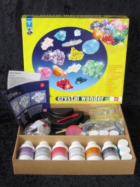Crystal Wonder. Edu-Toys. Complete still in original Box.