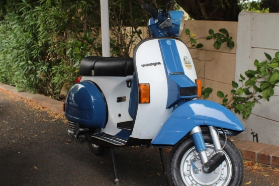 SEVERAL VESPA and LML (Original Vespa design) scooters for sale