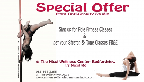 STRETCH 'N TONE FITNESS CLASSES