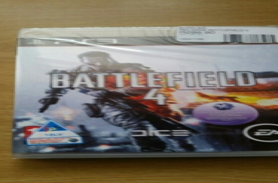 Battlefield 4 PS3 NEW SEALED