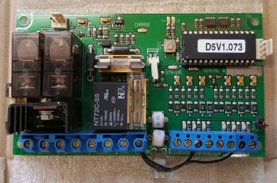 Centurion D3 D5 CP80 Control Board Exchange