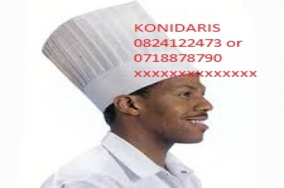 CHEF HATS only R200.